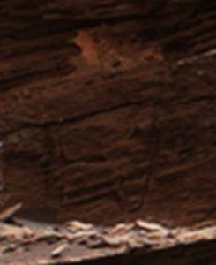 Mars anomaly