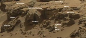 House or home on Mars