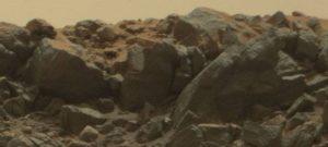 Creatures on Mars